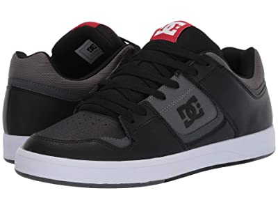 DC DC Shoes Cure (Black/Grey) Men