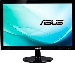 Asus VS197DE - Monitor, 1366 x 768, LED, 5 ms, Negro, 18.5&