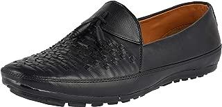 LeeGraim Men's Loafers, LEEGRI0023-$Parent SKU