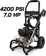 Dessen Gas Pressure Washer 212CC Gas Powered Power Washer For Cars Fences Garden, 4200 PSI at 2.8 GPM