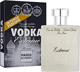 VODKA Extreme Perfume para hombre Paris Elysees 100 ml