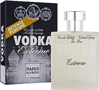 Eau de Toilette Vodka Extreme, Paris Elysees, 100 ml