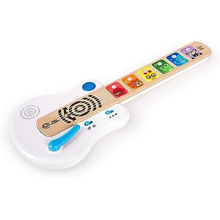 Baby Einstein, Hape Guitare Électronique en Bois Strum Along Songs Magic Touch, dès 12 Mois