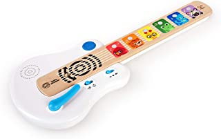 Baby Einstein strum Along Songs Magic Touch Wooden Electronic Guitar Toy, Ages 12 Months +