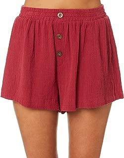 Elwood Women's Bella Short Cotton Red