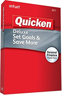 Quicken Deluxe 2011 - [Old Version]