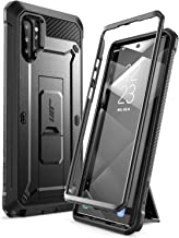 SUPCASE Unicorn Beetle Pro Series Case Designed for Samsung Galaxy Note 10 Plus/Note 10 Plus 5G, Full-Body Rugged Holster & Kickstand Without Built-in Screen Protector (Black)