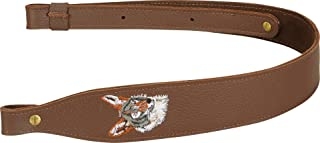Levy's Leathers SNG20EC Garment Leather Cobra Rifle Sling