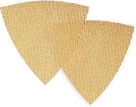corindon normal RETOL 50 feuilles abrasives auto-agrippantes 82 mm ponceuses delta p G100