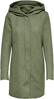 Only Onlsedona Light Coat Otw Noos Giubbotto Donna