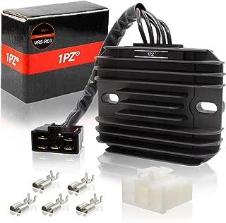 1PZ RCX-501 Regulator Rectifier Voltage for Suzuki GSXR 600 GSXR600 97-05, GSXR750 GSXR 750 96-05, GSXR1000 GSXR 1000 01-04, GSX1300R Hayabusa 99-07, VL1500 Intrude 98-04, LT-F500F Quadrunner 98-99