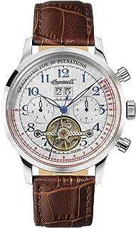 Ingersoll(インガーソル) 腕時計 Quebec 自動巻き(手巻き)メンズ IN2002WH [並行輸入品]