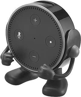 カーメイト Echo Dot(エコードット)専用ホルダー 第2世代専用 NZ583 ブラック スマートスピーカー 置き型 スタンド NZ583