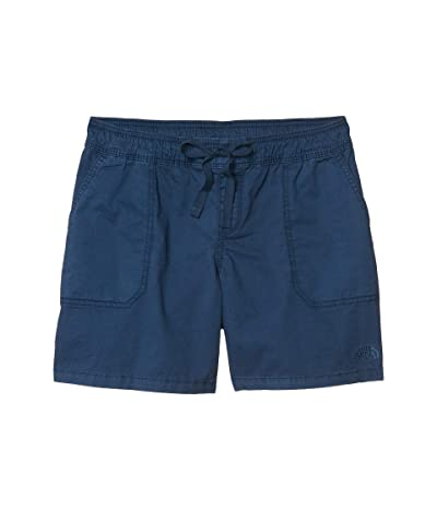 The North Face Motion Pull-On Shorts (Blue Wing Teal) Women