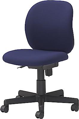 プラス オフィスチェア NEXIS C04 ブルー KC-NX64SL BL