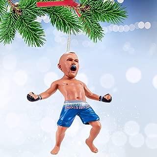MMABobblehead.com Chuck Liddell- Christmas Ornament - Iceman -Exclusive