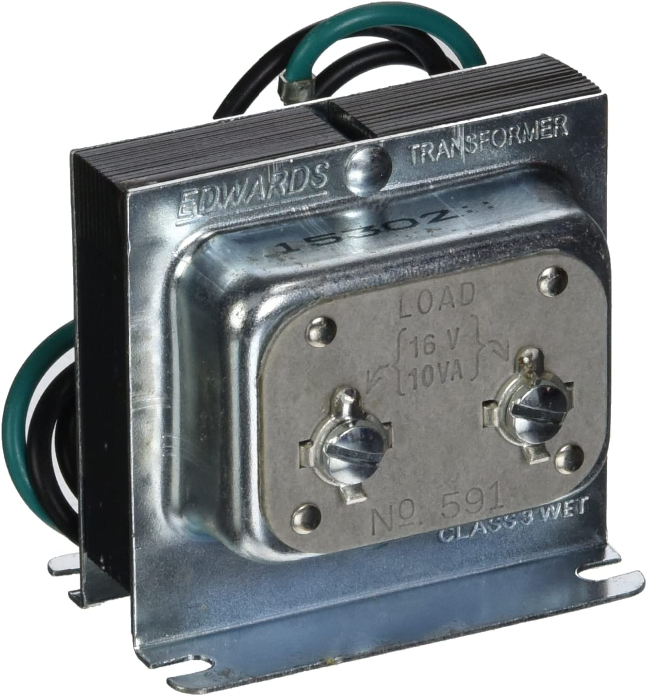 lowest price Edwards-Signaling 591 Minneapolis Mall 120V AC 16V Transformer Secondary Primary