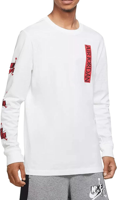 Jordan Men's Jumpman Classics Long Sleeve Shirt