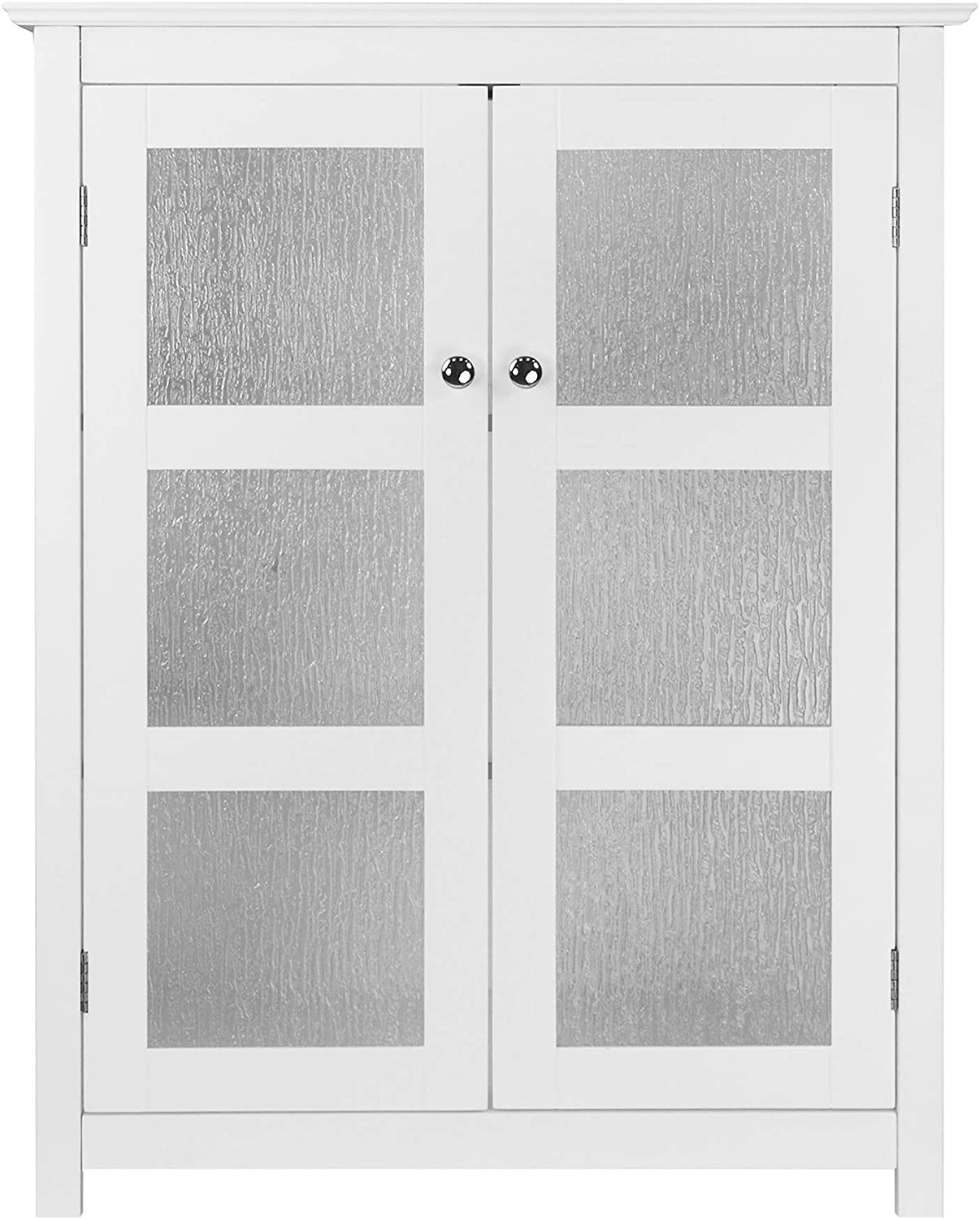 Elegant Home Fashions Special price for a limited time Dixie Cabinet White Bathroom Daily bargain sale