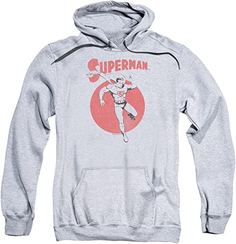 Superhomme - - Sweat à Capuche Vintage Sphere pour Hommes