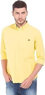 Aeropostale Mens Regular Fit Slub Shirt