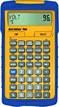 $68 » Calculated Industries 5070 ElectriCalc Pro Electrical Code Calculator | Updateable and Compliant with NEC 1996 to 2020 | E...