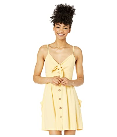 Roxy Under The Cali Sun Dress (Sahara Sun) Women