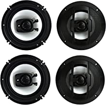 """Boss Audio R63 Riot 6.5"""" 600W 3 Way Car Audio Coaxial Speakers Stereo 4 Ohm photo"""