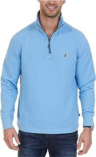 Men's Quarter-Zip Fleece Sweatshirt