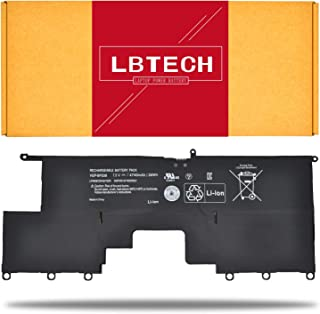 LBTECH VGP-BPS38 Compatible Laptop Battery Replacement for Sony PRO11 PRO13 SVP13 Series P132200C P11226SCBI P13227SC P132200C SVP1322BPXB SVP1322DCXS SVP132A1CL 7.5V 36Wh