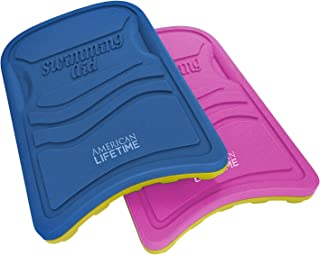 Kickboard - Lightweight Foam Swim Board - Swimming Training Aid for Adults and Kids