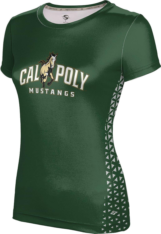 ProSphere California Polytechnic State University Girls' Performance T-Shirt (Geo)
