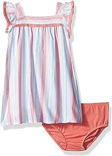 Nautica Girls Spaghetti Strap Fashion Dress