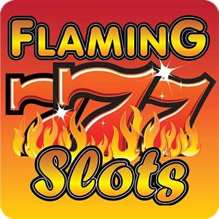 free flaming 7 slot machines