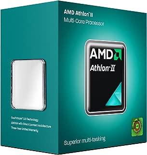 AMD Athlon II X2 235E Energy Efficient Regor 2.7 GHz 2x1MB L2 Cache Socket AM3 45W Dual-Core Processor - Retail (AD235EHDGQBOX)