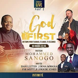 God First, Pt. 2 (Live)