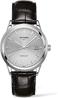 [浪琴]LONGINES 手表 旗舰 自动上弦 L4.974.4.72.2 男士