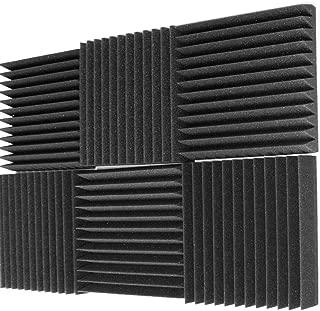 Mybecca 6 Pack Acoustic Foam Wedge 2