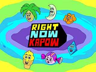 Right Now Kapow: Season 1
