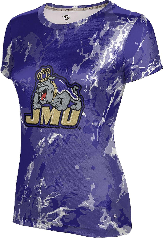James Madison University Foundation Girls' Performance T-Shirt (Marble)