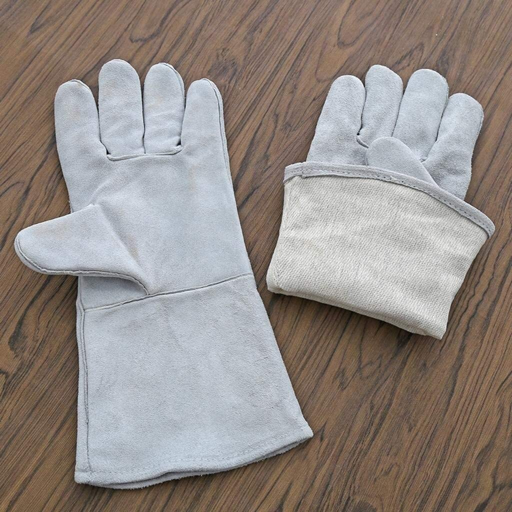 Arlington Mall Welding Gloves Gardening Extreme Ov Heat SEAL limited product Resistant