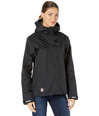 Fjallraven High Coast Hydratic Jacket (Black) Women