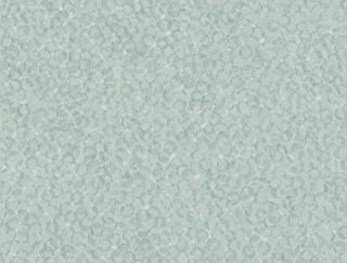 Décor Direct YWCN2108 Edgewater Double Roll of Decorative Hanging Wallpaper, Silvery Blue
