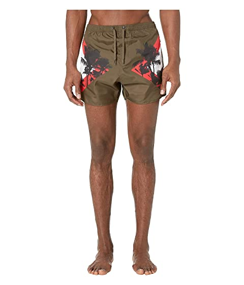 Neil Barrett Palm Modernist Swim Shorts