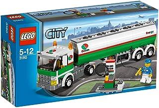 LEGO City Aeropuerto 3180 - Camión Cisterna (ref.
