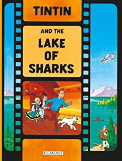 Tintin - Tintin and The Lake of Sharks by Herge