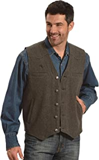 Wyoming Traders Men's Wool Vest