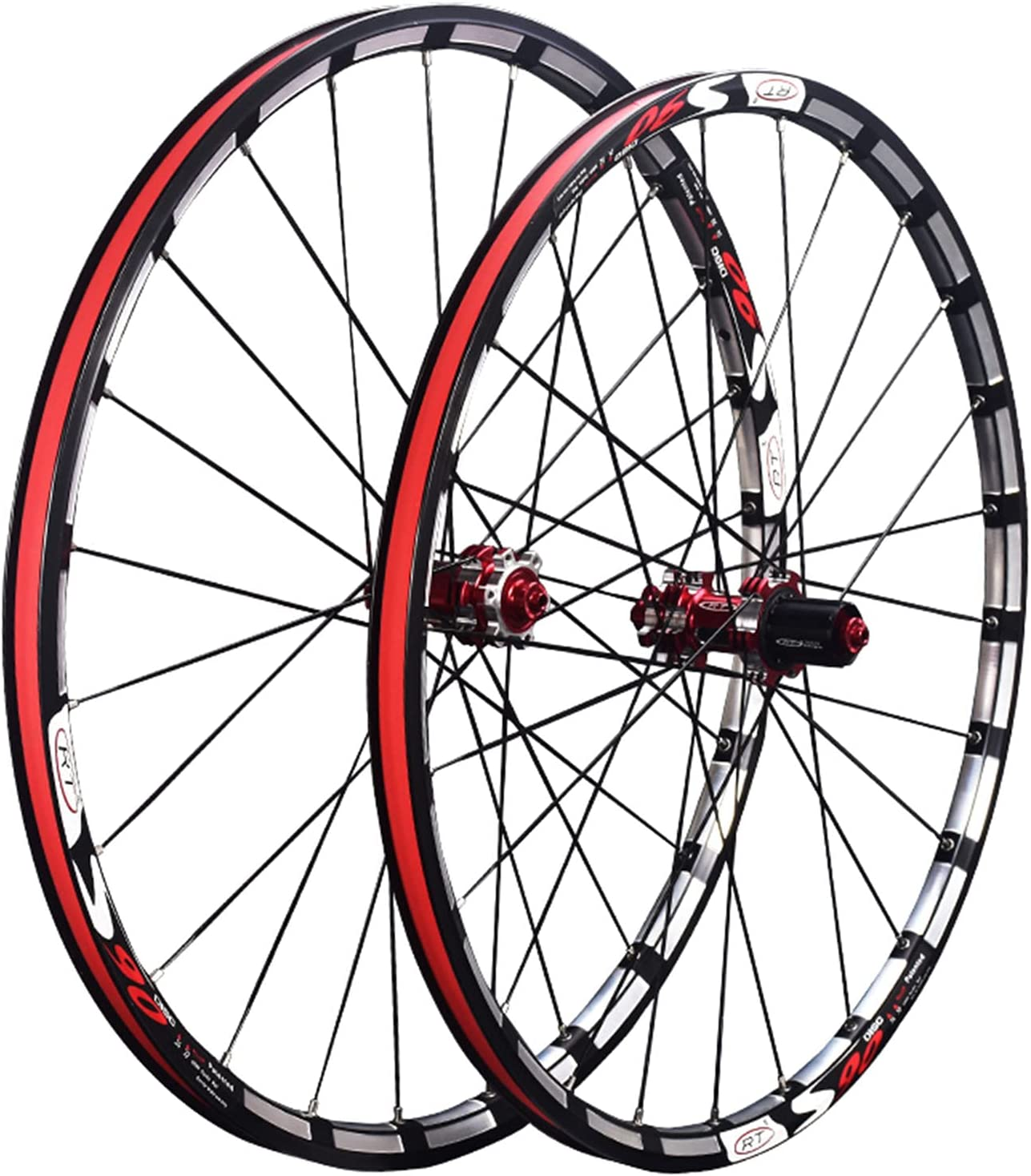 Mountain Bike Wheelset Aluminum Alloy Front Max 86% OFF Quick Rear Ranking TOP4 Release