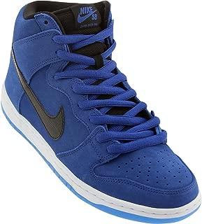 Nike Men's Dunk High Pro SB, GAME ROYAL/BLACK-WHITE-PHOTO BLUE, 11.5 M US