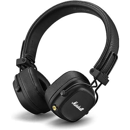 Marshall Major Iv Bluetooth Faltbar Kopfhörer Schwarz Elektronik